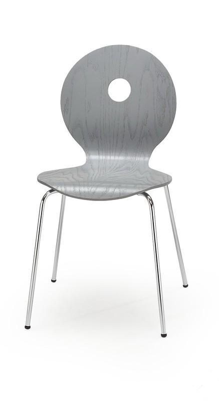 Jedálenská stolička K233 šedá Halmar