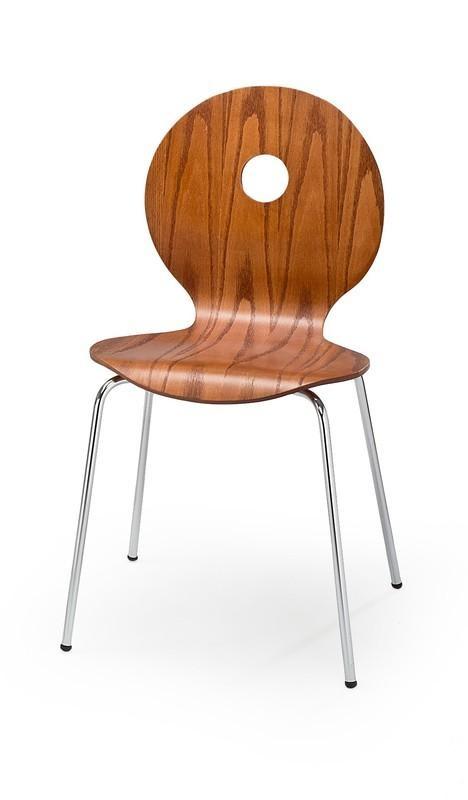Jedálenská stolička K233 čerešňa Halmar